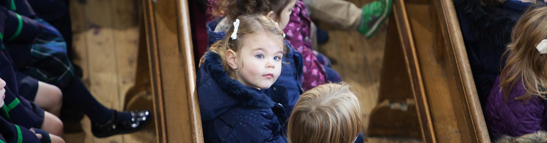 Highfield Pre-School and Nursery pastoral care
