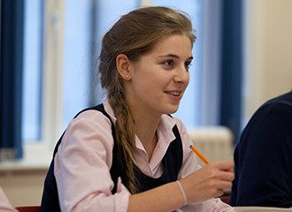 Currciculum - A levels at Harrogate Ladies College