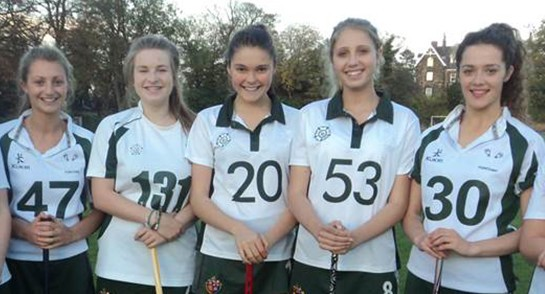 Harrogate Ladies College  Lacrosse Team Takes Yorkshire By Storm