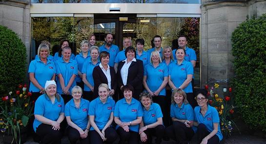 Harrogate Ladies' College wins top housekeeping gong for third year final