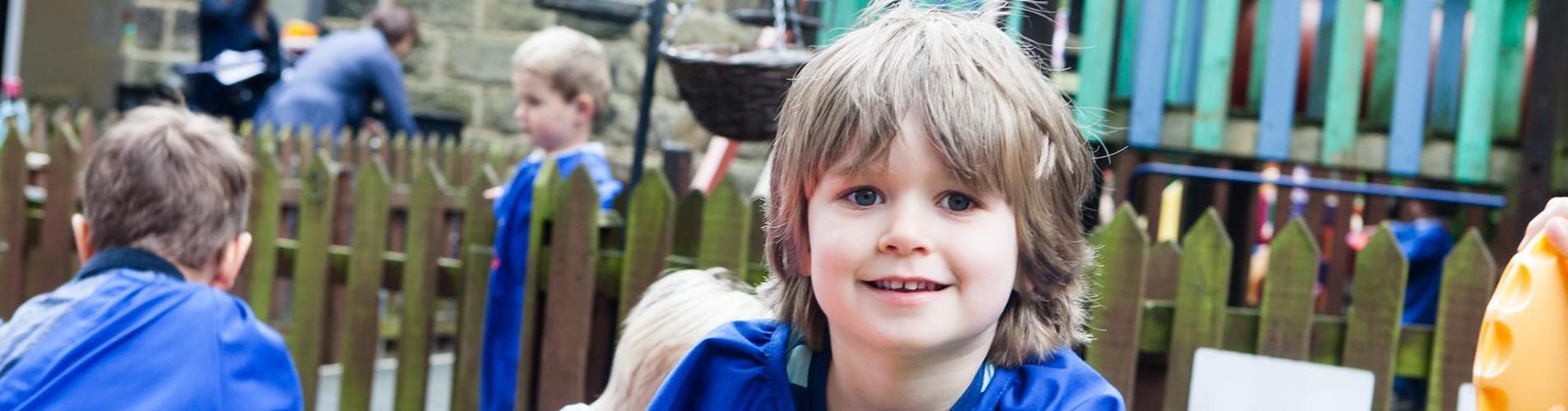 How to apply Highfield Pre-school & Nursery Harrogate