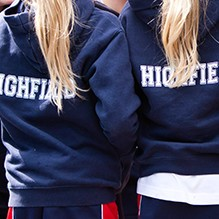 How to apply Highfield – circle