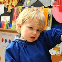 Nursery and Pre School facilities – circle image