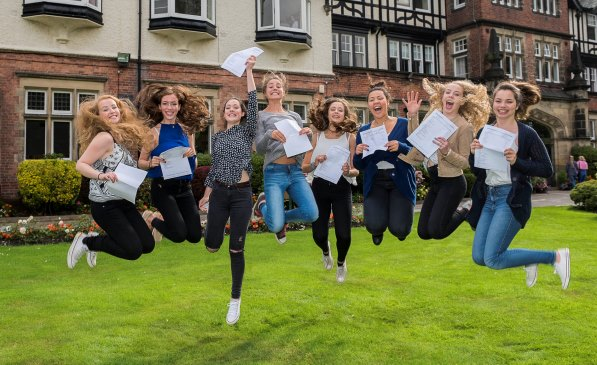 2015 GCSE Results Harrogate Ladies' College