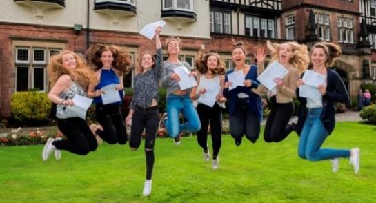 2015 GCSE Results Harrogate Ladies College