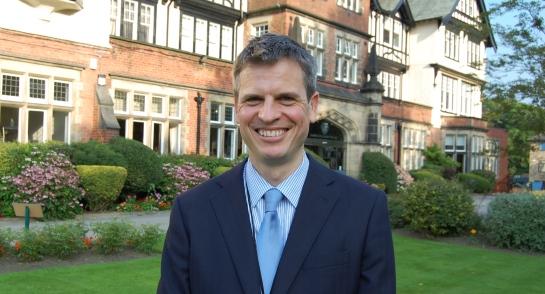 Richard Tillett, Senior Deputy at Harrogate Ladies' College