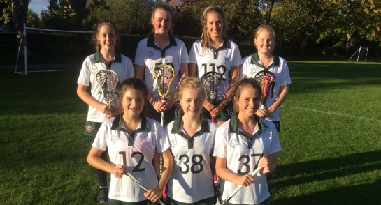 Harrogate Ladies College pupils selected to play for Yorkshire Lacrosse U19 squad