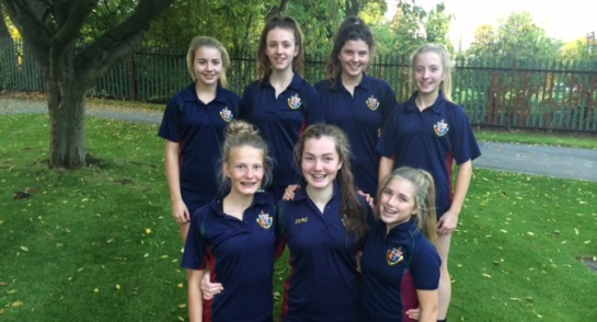 Harrogate Ladies College U14 Netball Squad - Harrogate Schools Champions for Second Year Running
