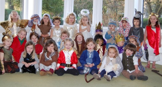 Bankfield Nursery Nativity Play
