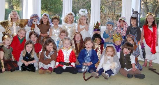 Bankfield Nursery Nativity Play