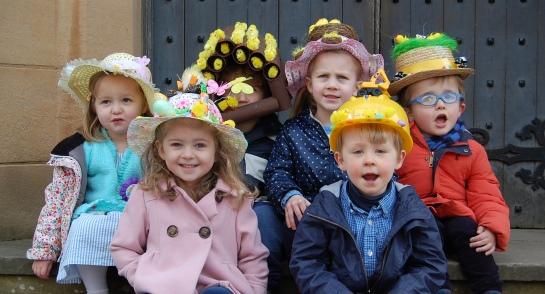 Bankfield Pre-Prep Easter Parade
