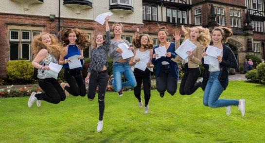 Harrogate Ladies College University Offers 2016