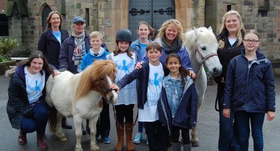 Highfield Prep School Harrogate visit from Autism Angels