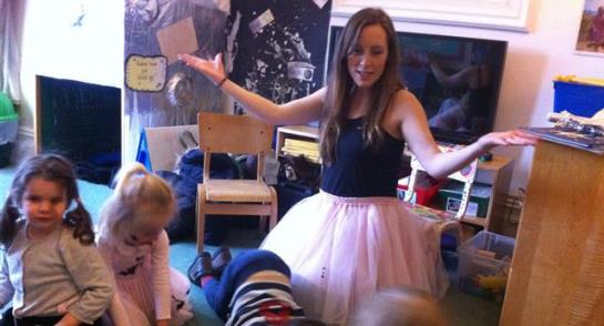 Fairy Enchantica Sprinkles Her Magic at Bankfield Nursery and Pre-Prep