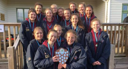 Harrogate Ladies' College U15 Lacrosse Squad crowned North Lacrosse Champions
