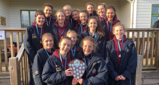 Harrogate Ladies' College U15 Lacrosse Squad crowned North Lacrosse Champions