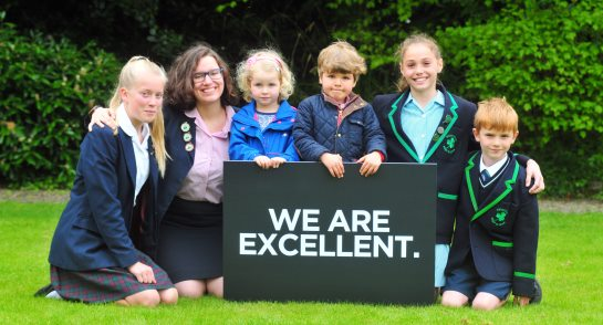 ISI Inspection for Harrogate Ladies' College - Excellent in Areas from 2 to 18 years