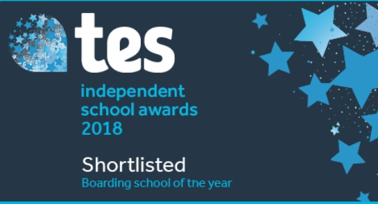 TES Indpendent School Awards Boarding School of The Year