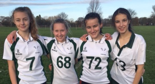 Harrogate Ladies' College Pupils Selected for Yorkshire Lacrosse Squad