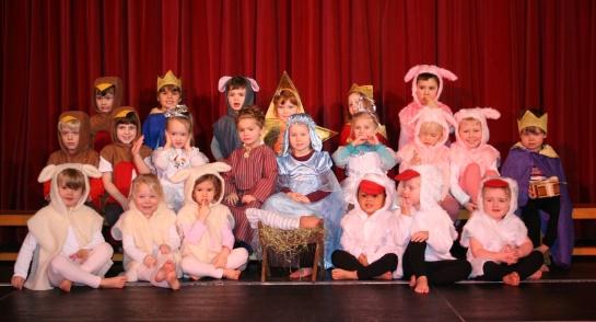Highfield Pre-School Nativity