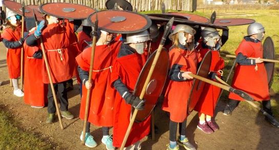 Roman Day!