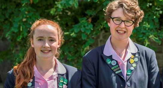Harrogate Ladies' College Upper Sixth Pupils Jennifer Claridge and Grace Caton - Copy