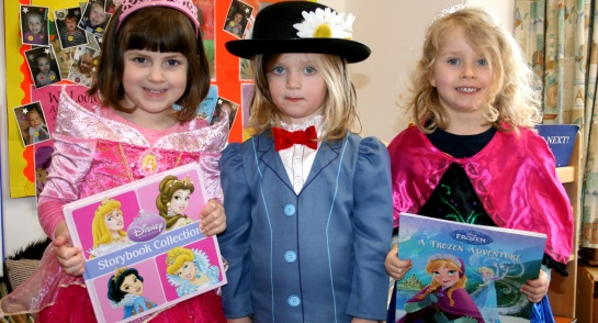 Highfield - World Book Day