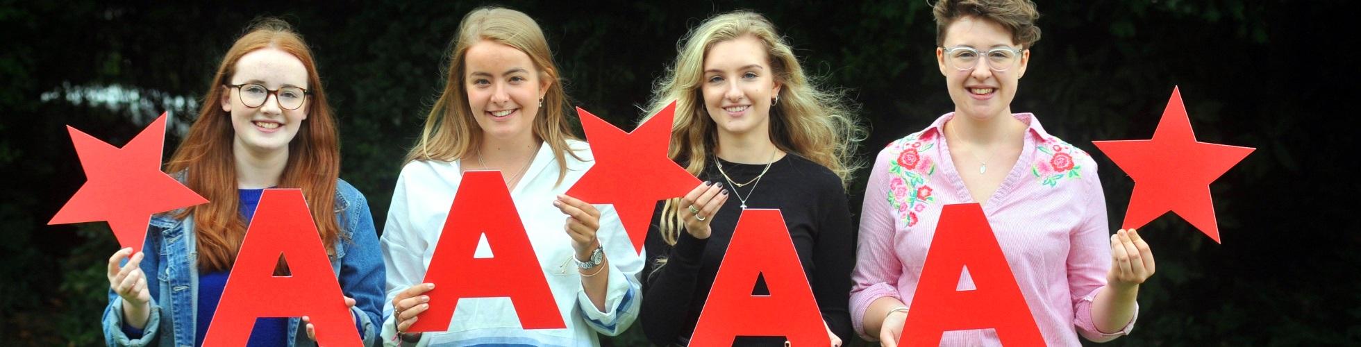 Harrogate Ladies College Exam Results – main image