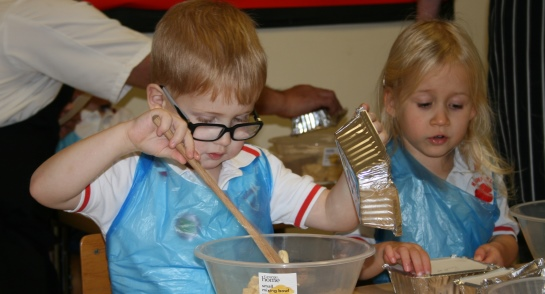 Little Chefs at Pre-School