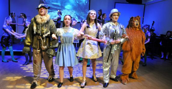 The Wizard of Oz school production