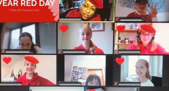 Wear Red Day