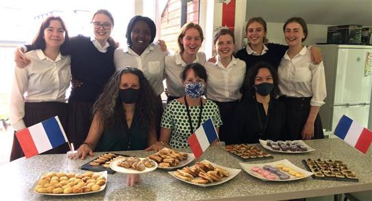 French fancies